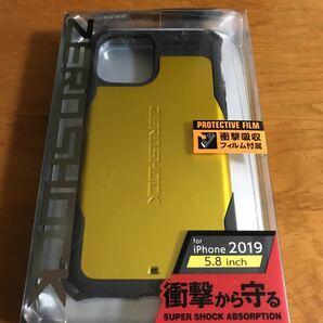 iPhone11Pro ZEROSHOCK ケース カバー iphone5.8