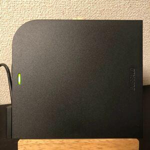 ジャンク BUFFALO BRXL-PT6U2V-BK CD DVD ドライブ