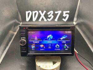 1円売切★ケンウッド KENWOOD DDX375. DVD USB CD DVDプレーヤー DVD