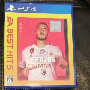 PS4ソフト FIFA20