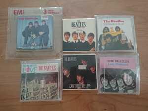 ★ビートルズ The Beatles ★All You Need Is Love ★Yellow Submarine等 ★6CD ★中古品