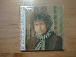 ★ボブ・ディラン Bob Dylan ★ブロンド・オン・ブロンド Blonde on Blonde ★紙ジャケCD ★国内盤 ★帯付 ★未開封