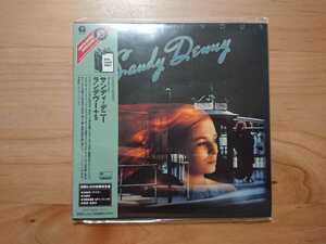 ★サンディ・デニー SANDY DENNY ★ランデヴー+5 Rendezvous ★紙ジャケCD ★国内盤 ★帯付 ★中古品