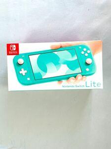 Nintendo Switch Lite/ターコイズ