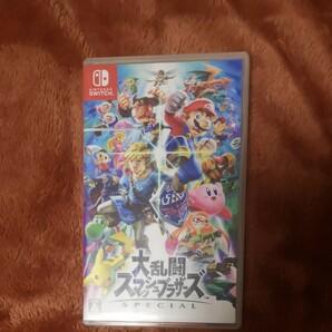 Nintendo Switch 任天堂スイッチ 大乱闘スマッシュブラザーズSPECIAL スマブラ