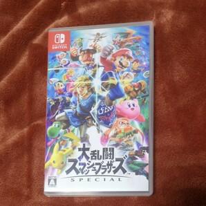 Nintendo Switch 大乱闘スマッシュブラザーズSPECIAL ニンテンドースイッチ