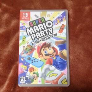 Nintendo Switch スーパーマリオパーティ スイッチソフト 任天堂スイッチ super mario party