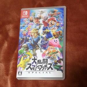 大乱闘スマッシュブラザーズSPECIAL スマブラ スペシャル Nintendo Switch ニンテンドースイッチ