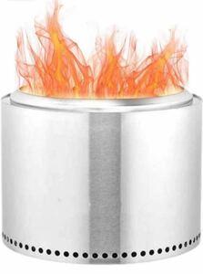 キャンプストーブ 薪ストーブ 焚き火台 バーベキューコンロ 調理器具 ステンレス 鋼軽量 小型 携帯焚火台 ソロキャンプ ストーブ