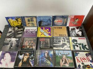 CD まとめて セット 20枚 R&B HIPHOP ROCK POPS ELECTRO dub World ザ ブランニューヘヴィーズ トニーブラクストン ヴァレンタイン