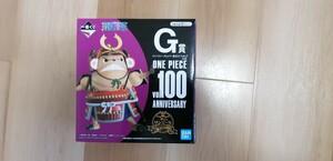 一番くじ ワンピース vol.100 Anniversary G賞 チョッパーフィギュア おまけ付き