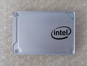 """★送料無料 使用浅 Intel SSD 545s 256GB 約535時間 SATA インテル SSDSC2KW256G8 2.5"""" 6Gb/s★"""
