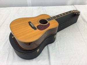 ARIA アコースティックギター/ケース付き KW-3 中古品 ACB
