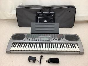 CASIO 電子キーボード LK-80 音出しOK/鍵盤落ち無し 中古品 ACB
