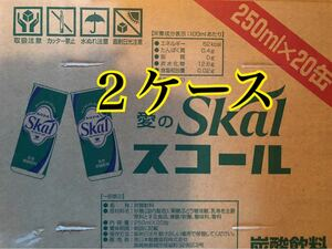 愛のスコール(炭酸飲料)250ml 2ケース40本