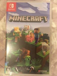 Nintendo Switch Minecraft マインクラフト パッケージ版 スイッチソフト 送料無料