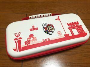 Nintendo Switch or Switch Lite マリオ ケース