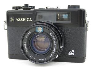 YASHICA ヤシカ ELECTRO 35 GX レンジファインダーフィルムカメラ 動作品 40mm 1:1.7