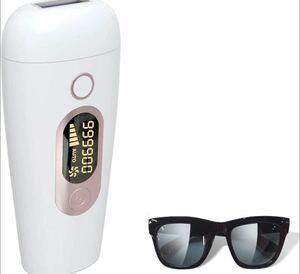 脱毛器 IPL光美容器 家庭用脱毛 99.99万回照射フォロー1000円オフ