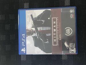 PS4 ヒットマン ディフィニティブエディション 1円スタート