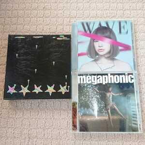 CD YUKI アルバム 三枚セット