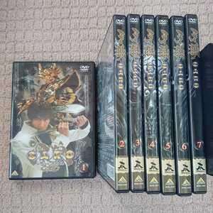 DVD セル版 牙狼 GARO