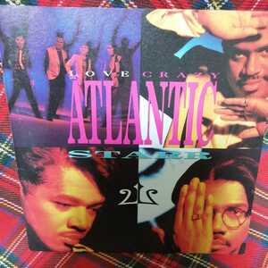 輸入盤CD アトランティック・スター  ラブ・クレイジー