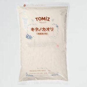 好評 新品 国産強力粉 キタノカオリ100% M-90 国産 小麦粉 / 2.5kg TOMIZ パン用粉 強力粉 強力小麦粉