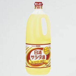 好評 新品 サラダ油 日清オイリオ 5-WI コレステロ-ルゼロ 1500g