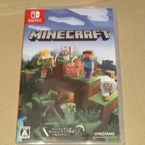 未開封新品◆マインクラフト Minecraft Nintendo Switch ニンテンドースイッチソフト