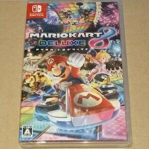 未開封新品◆マリオカート8デラックス Nintendo Switch ニンテンドースイッチ