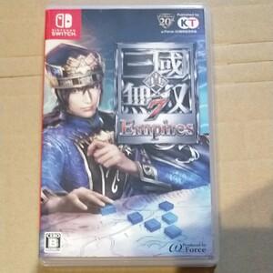 中古● 真・三國無双7 Empires ニンテンドースイッチ Nintendo Switch