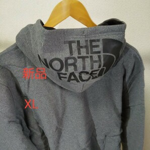 THE NORTH FACE ビッグロゴ フーディー