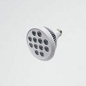 未使用 新品 アクアリウムライト 水槽照明 9-8D LEDライト スポットライト 24W 青10白2灯 観賞用 水草 植物育成 海水