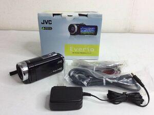 AD093-60G2  JVC Everio GZ-HM33-B エブリオ デジタルビデオカメラ 通電確認済み