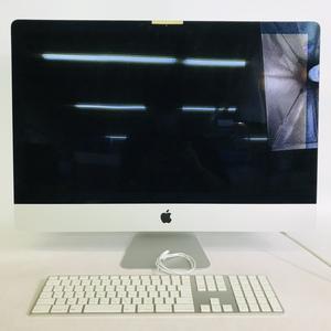 ジャンク iMac Retina 5Kディスプレイモデル 27インチ(Late 2014) Core i5 3.5GHz/8GB MF886J/A