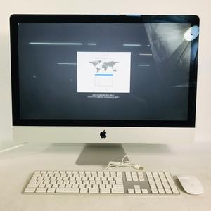 ジャンク iMac Retina 5Kディスプレイモデル 27インチ(Late 2014) Core i5 3.5GHz/24GB/FD 1TB MF886J/A