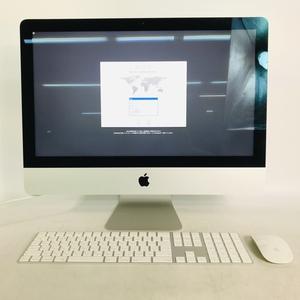 ジャンク iMac Retina 4Kディスプレイモデル 21.5インチ(Mid 2017) Core i7 3.6Ghz/32GB/SSD 512GB MNE02J/A