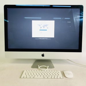 動作確認済み iMac Retina 5Kディスプレイモデル 27インチ(Late 2015) Core i5 3.2GHz/8GB/1TB MK462J/A