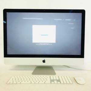動作確認済み iMac Retina 5Kディスプレイモデル 27インチ(Mid 2017) Core i5 3.8GHz/16GB/SSD 2TB MNED2J/A