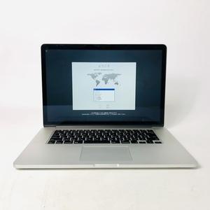 動作確認済み MacBook Pro Retina 15インチ(Mid 2014) Core i7 2.5GHz/16GB/SSD 512GB MGXC2J/A