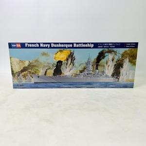 新品未開封 HOBBY BOSS ホビーボス 1/350 フランス海軍 戦艦ダンケルク プラモデル