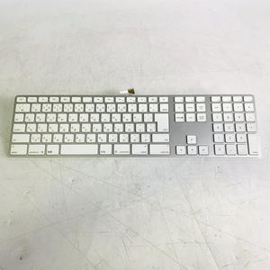 Apple USB Keyboard テンキー付き MB110J/B