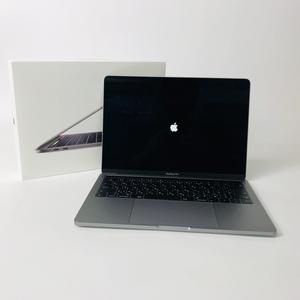 美品 MacBook Pro Touch Bar+Touch ID 13インチ(Mid 2019) Core i5 1.4GHz/8GB/SSD 128GB スペースグレイ MUHN2J/A