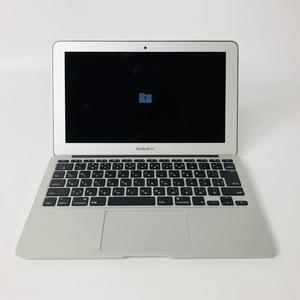 ジャンク MacBook Air 11インチ(Early 2015) Core i5 1.6GHz/4GB/SSD 128GB MJVM2J/A