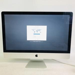 ジャンク iMac 27インチ(Late 2013) Core i5 3.2GHz/8GB/1TB ME088J/A