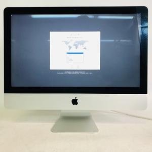 動作確認済み iMac Retina 4Kディスプレイモデル 21.5インチ(Mid 2017) Core i5 3.0GHz/16GB/1TB MNDY2J/A