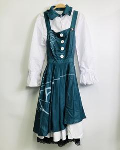 コスプレ衣装 ニューダンガンロンパ V3 東条斬美風 女性Lサイズ相当