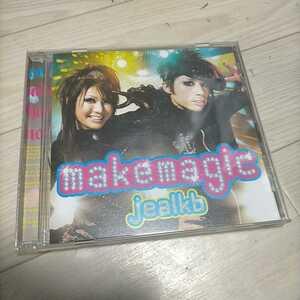 メイクマジック Jelkb CD