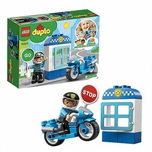 レゴ(LEGO) デュプロ ポリスとバCク 10900 知育玩具 ブロック おもちゃ 男の子
